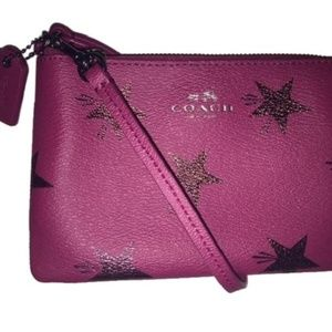 Coach Star Canyon Wristlet